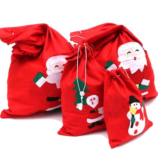 2020 New Design Custom Logo Fashion Small Drawstring Gift Bag