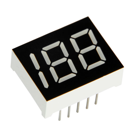 "0.5"" Three Digital LED 7 Segment Display for Household Applilances pictures & photos"