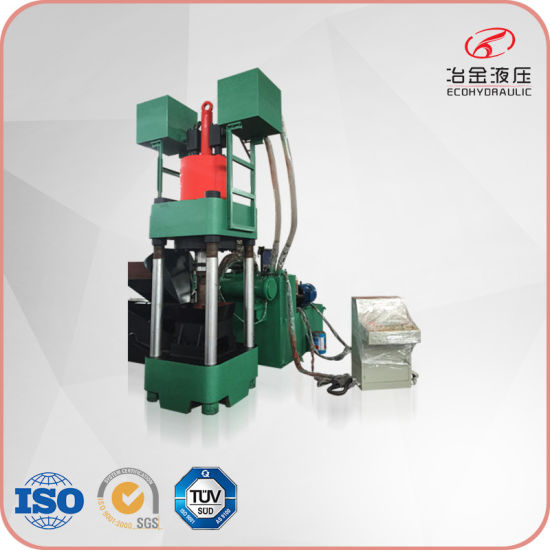 Y83-630 Hydraulic Metal Briquette Making Machine for Scrap Chips