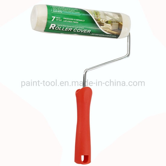 Wholesale Polyester Fabric Cover Roller Paint Brush