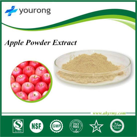 Fresh Apple Apple Powder Extract All-Natural Fruit Pectin, Apple Pectin Powder