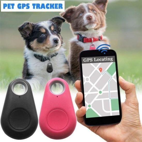 Smart Bluetooth Anti-Lost Alarm Tracking Luggage Key Finder Keychain