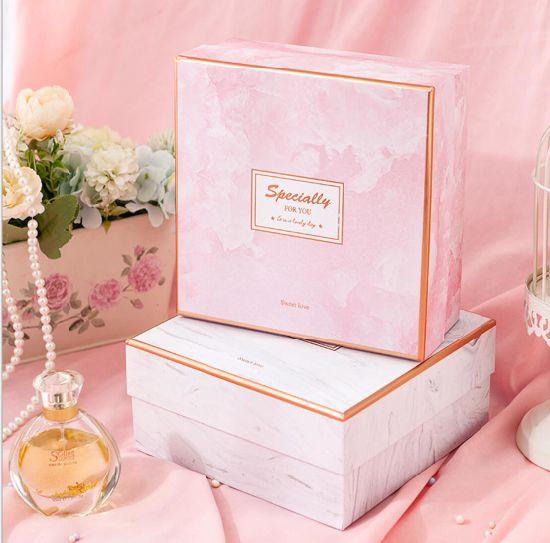 Luxury Custom Handmade Folding Cardboard Packaging Paper Gift Box for Chocolate /Watch/Jewelry/Wine