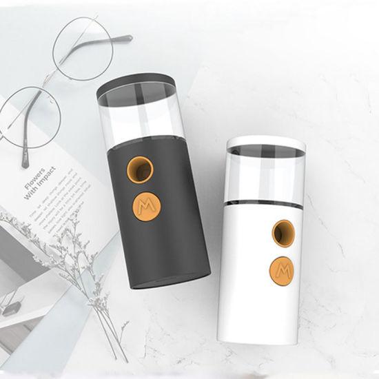 Small Size Pocket Nano Mist Facial Steamer/Sprayer for Daily Skin Care
