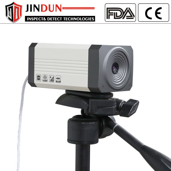 Imaging Digital Body Non-Contact Station Office Temperature Detection Thermal Camera