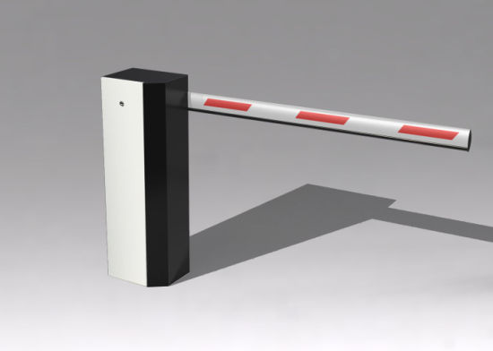 5 Million Duty Cycle DC Brushless Parking Barrier Gate