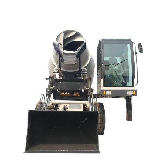Cement Portable Electric Motor Cement Concrete Mixer