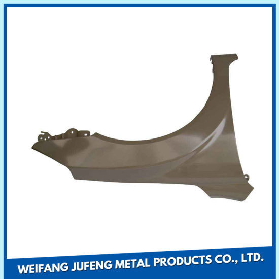 Industrial Structural Steel Structures Fabrication Cutting Component Electric Polish TIG Brush Stainless Steel