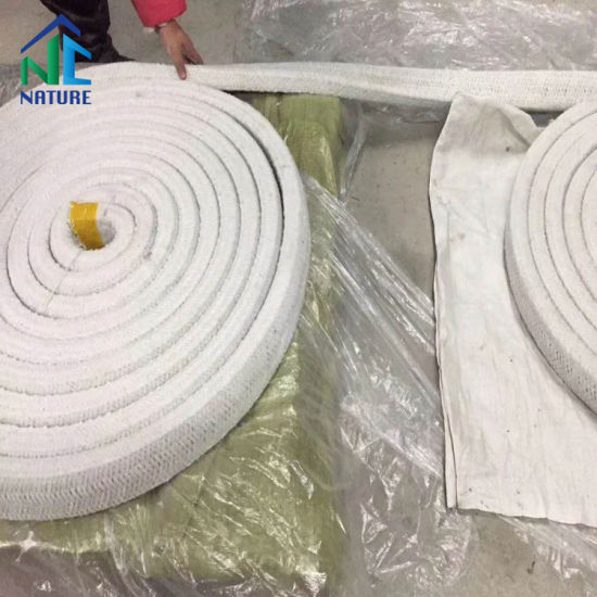 3 Inch Ceramic Fiber Rope for Industry Furnace Kilns Insulation pictures & photos