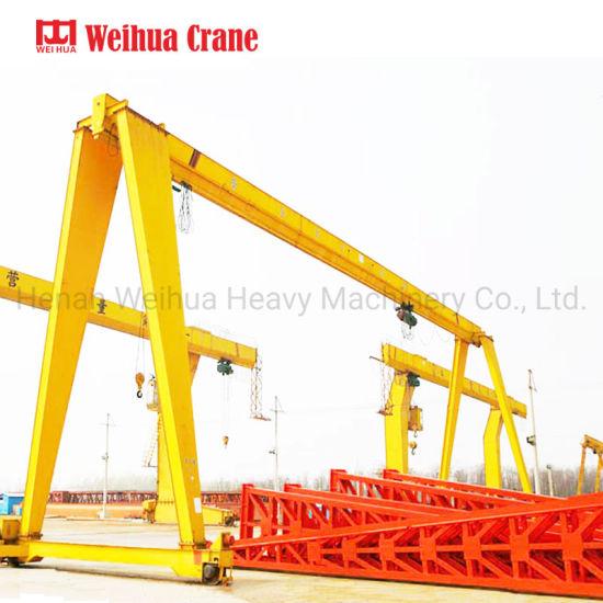 15t a Type Single Girder Gantry Crane