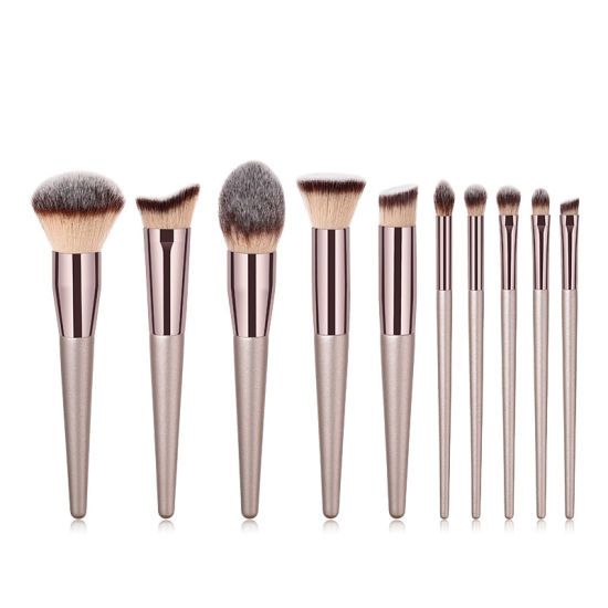 317e5f02f8dc China Premium Professional Makeup Brush Set - Foundation, Powder ...