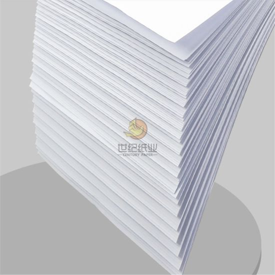 Hot Sale 100% Wood Pulp Colored Offset Paper