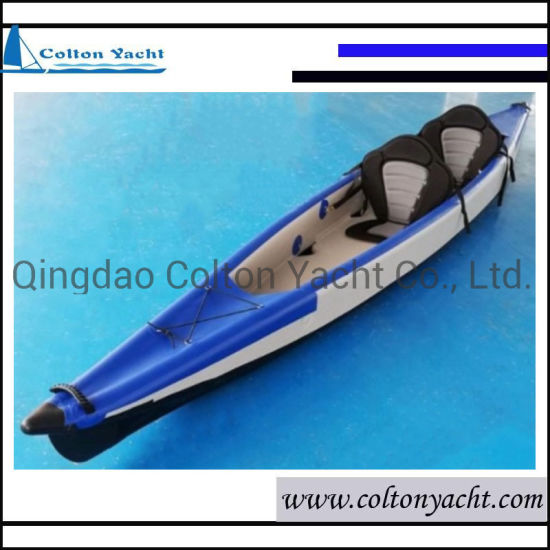 China Sit on Top Kayak and Drop Stitch Kayak with Top