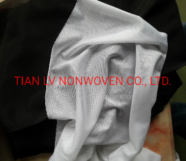 Polyester Tricot Fusible Interlining 50d