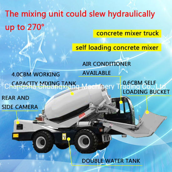 Automatic up Mixing Vehicle-Automatic up Mixing Vehicle Wholesale, Promotional Price, Origin pictures & photos