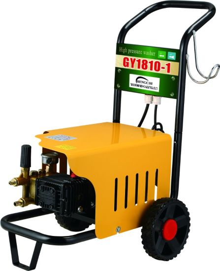 Cold Water High Pressure Cleaning Equipment Copper Electric Car Wash With Compeive Price