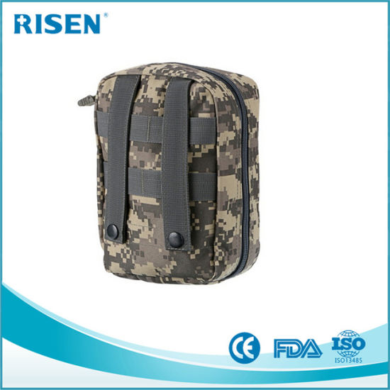 Customized Pouch Tactical Medical Bag Military First Aid Kit pictures & photos