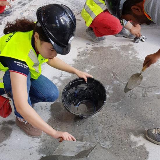 Compounded Concrete Densifier