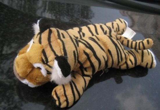 Lovely Custom Plush Screen Wipe Animal Toy for Cellphone OEM Accepted pictures & photos