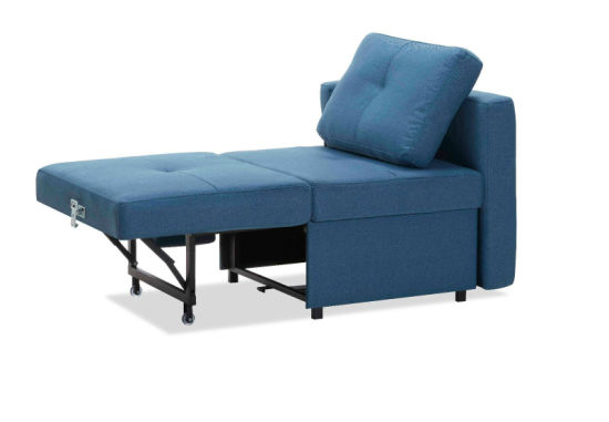 China Signal Folded Sofa Bed for Living Room Furniture China