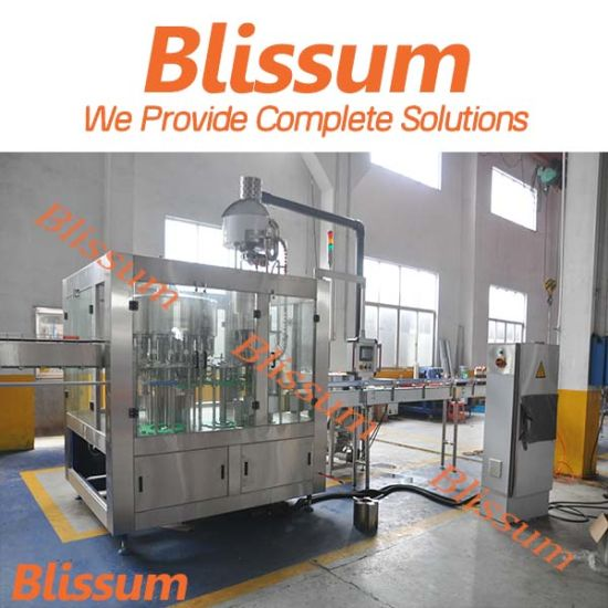 Semi Automatic Big Plastic Bottle Sunflower Oil Filling Machine pictures & photos