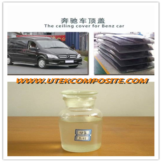 Epoxy Resin and Hardner for Benz Roof Cover pictures & photos