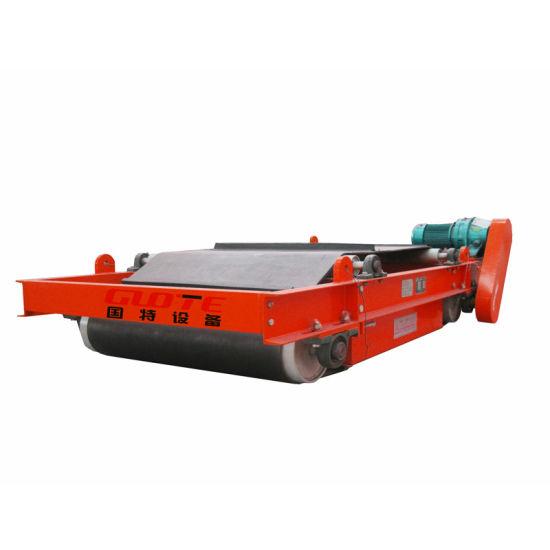 Automatic Iron Separating Machine Permanent Magentic Separator