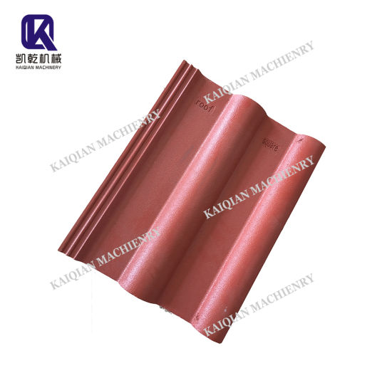 China Factory Sale Cement Sand Concrete Roof Tile Making Machine Roof Tiles Machine Price In All The Africa China Color Roof Tile Making Machine Cement Roof Tile Making Machine Price