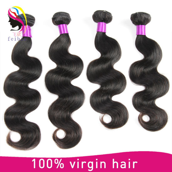 Wholesale Kinky Curl Human Hair Bundles Raw Indian Hair pictures & photos