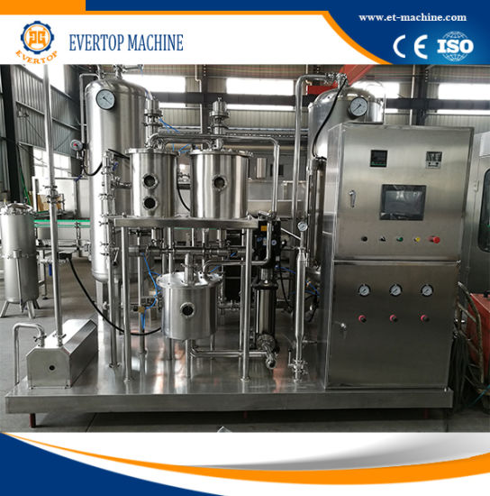 Automatic Bottle Filling Plant for Soda Water pictures & photos