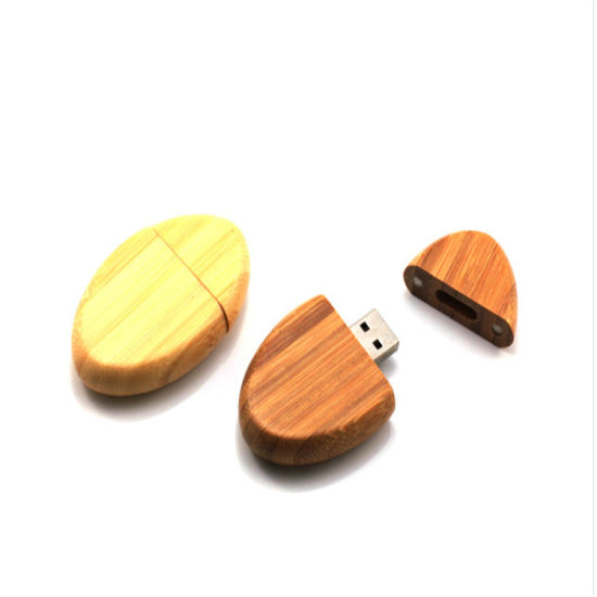 Natural Wooden USB Flash Memory Keyring Pendrives USB Driver pictures & photos