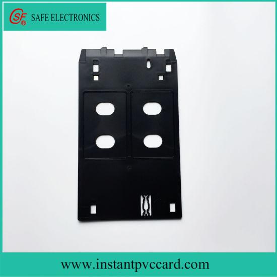 China Inkjet PVC ID Card Tray for Canon IP7130 Inkjet Printer