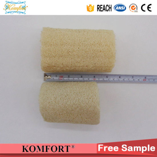 Jm406A Exfoliating SPA Luffa Pad Ntural Loofah Sponge Scrubber Wholesale pictures & photos