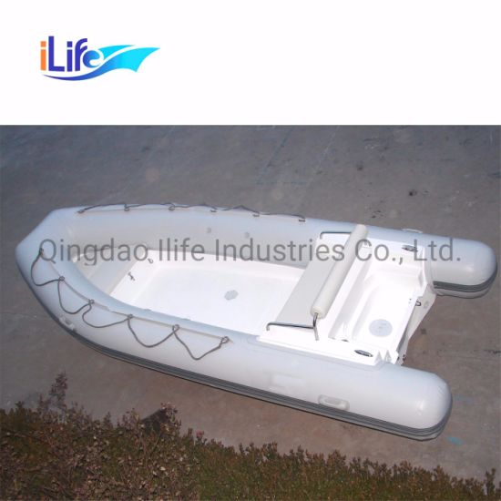 Ilife (CE) 15.7FT 480cm 8 Persons China Fishing Inflatable Paddle Boat Cheap China Ocean Wholesale Sale Boat