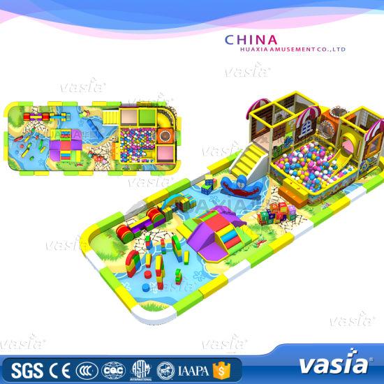 Children Games Used Pirate Ship Sale Indoor Soft Playground Equipment