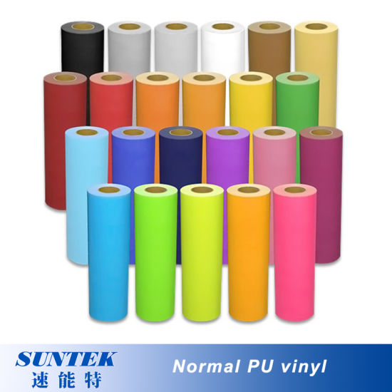 Wholesale High Temperature PVC PU T-Shirt Heat Transfer Vinyl pictures & photos