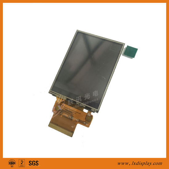 China OEM LCD Factory 2.4inch 240(RGB)X320 TFT LCD Display Touch Screen Included pictures & photos