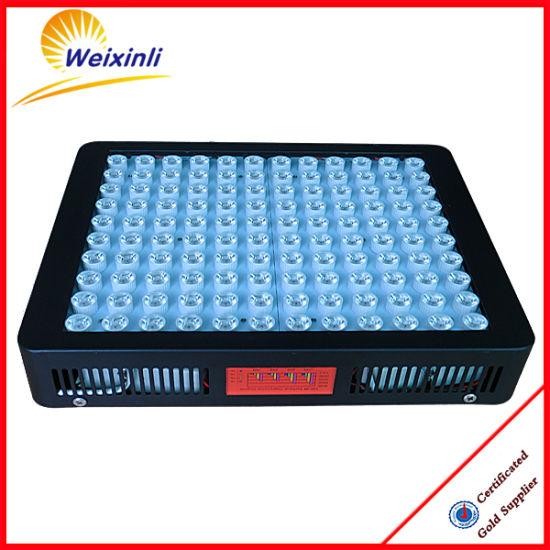 2017 High PAR Output Modular Design 600W Plant LED Grow Lamp