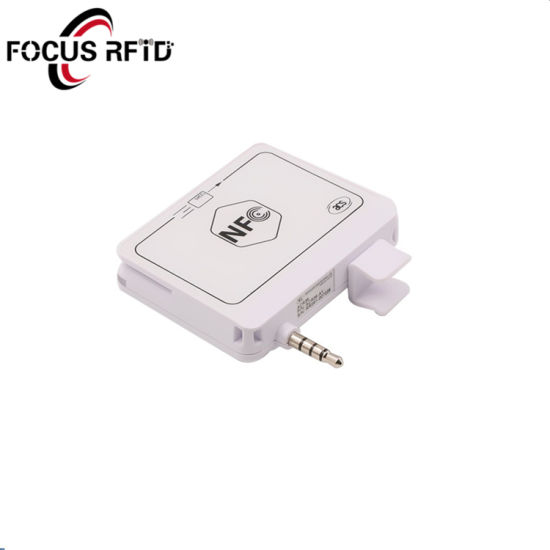 NFC Protocol RFID Card Reader for Payment and Time Attendance System
