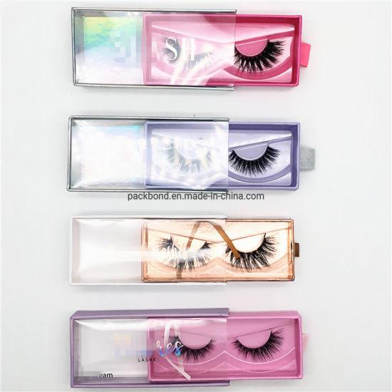 a21afdeb575 China 3D Mink Lashes with Customized Boxes False Eyelashes - China ...