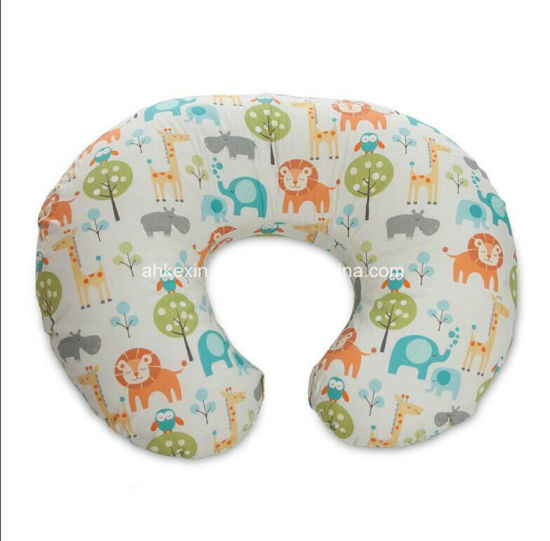 Practical Breastfeeding Baby Pillow with PP Cotton pictures & photos