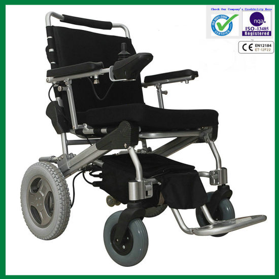 CE Approved Best Power Wheelchair Lightweight Portable and Foldable & China CE Approved Best Power Wheelchair Lightweight Portable and ...