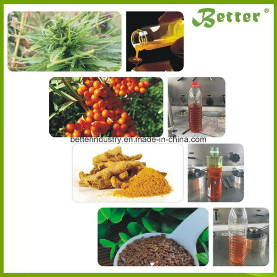 Supercritical Liquid Extraction for Sativa Extract pictures & photos