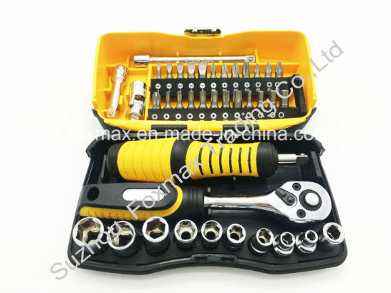 Tool Kit 39PCS Screwdriver Set / Socket Set Fst019