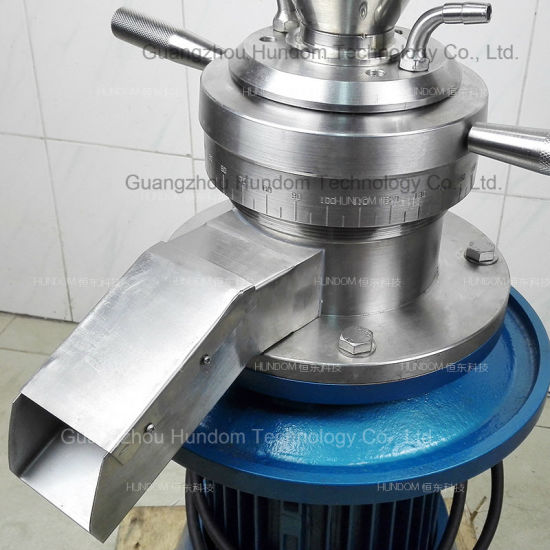 Stainless Steel Vertical Colloid Mill for Food pictures & photos