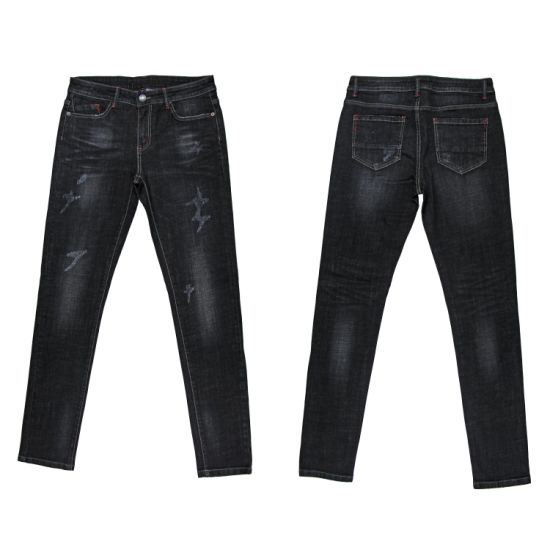 Men′s Popular High Quality Wholesale Denim (MY-018) pictures & photos
