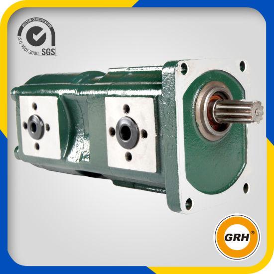Double Hydraulic Gear Oil Pump for Hydraulic System