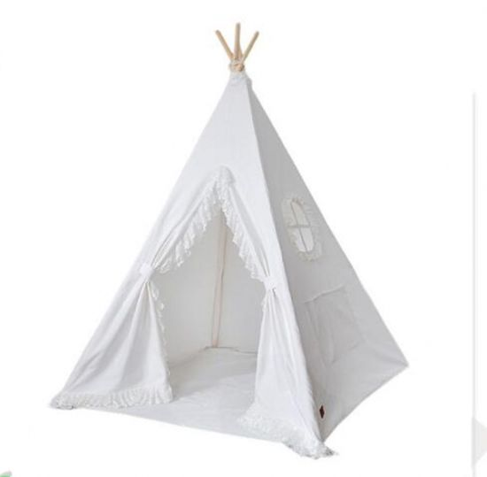China Wood Frame Play Teepee Tent Kids Teepee, Indian Tent - China ...