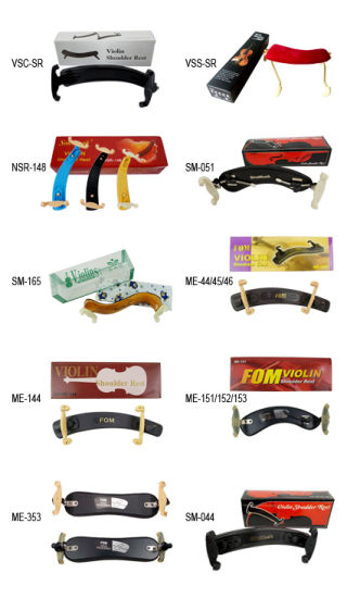 Sinomusik Wholesale Cheap Musical Instrument Student 4/4 Violin Shoulder Rest pictures & photos