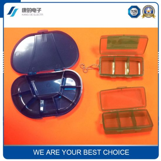 Wholesale High Quality Capsule Storage Pill Box pictures & photos